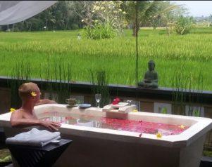 Oriental Bath-outdoor
